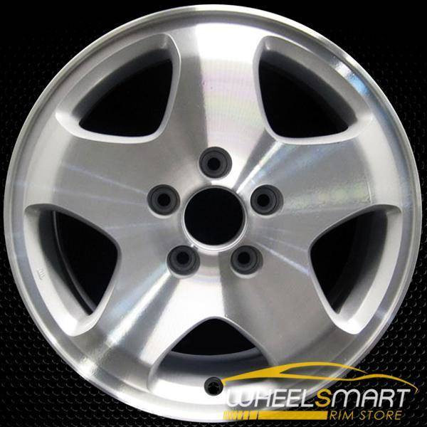 "16"" Honda Odyssey OEM wheel 1999-2001 Machined alloy stock rim ALY63781U10"