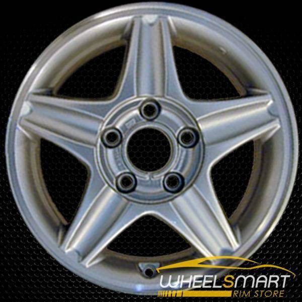 "15"" Honda Accord OEM wheel 1998-2002 Silver alloy stock rim ALY63786U10"
