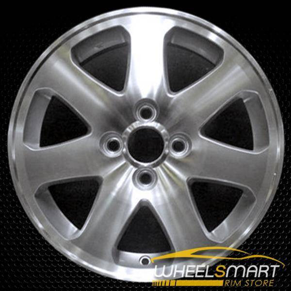 "15"" Honda Civic OEM wheel 1999-2000 Machined alloy stock rim ALY63793U10"