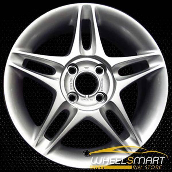 "15"" Honda Civic OEM wheel 1999-2000 Silver alloy stock rim ALY63795U10"