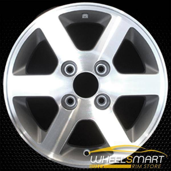 "15"" Honda Accord OEM wheel 1998-2002 Machined alloy stock rim ALY63819U10"
