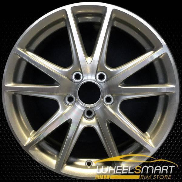 "17"" Honda S2000 OEM wheel 2004-2005 Machined alloy stock rim ALY63872U20"