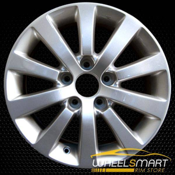 "16"" Honda Civic OEM wheel 2004-2005 Silver alloy stock rim ALY63876U20"