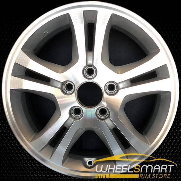 "16"" Honda Accord OEM wheel 2006-2007 Machined alloy stock rim ALY63907A10"