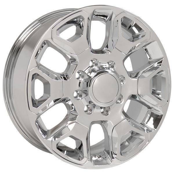 "20"" Dodge RAM 1500 Mega Cab replica wheel 2006-2008 Chrome rims 9507474"