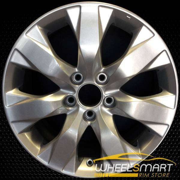 "17"" Honda Accord OEM wheel 2008-2010 Silver alloy stock rim ALY63934U20"