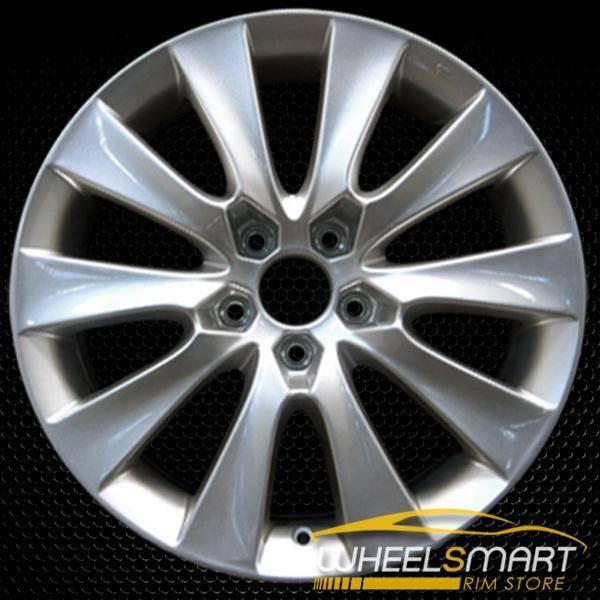 "18"" Honda Accord OEM wheel 2008-2010 Silver alloy stock rim ALY63937U20"
