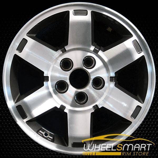 "17"" Honda Pilot OEM wheel 2009-2011 Machined alloy stock rim ALY63993U30"