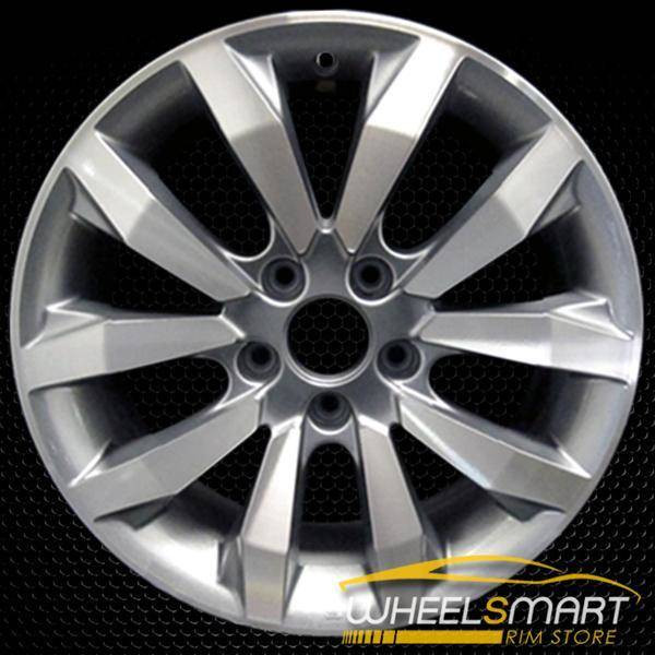 "17"" Honda Civic OEM wheel 2009-2011 Machined alloy stock rim ALY63996U35"
