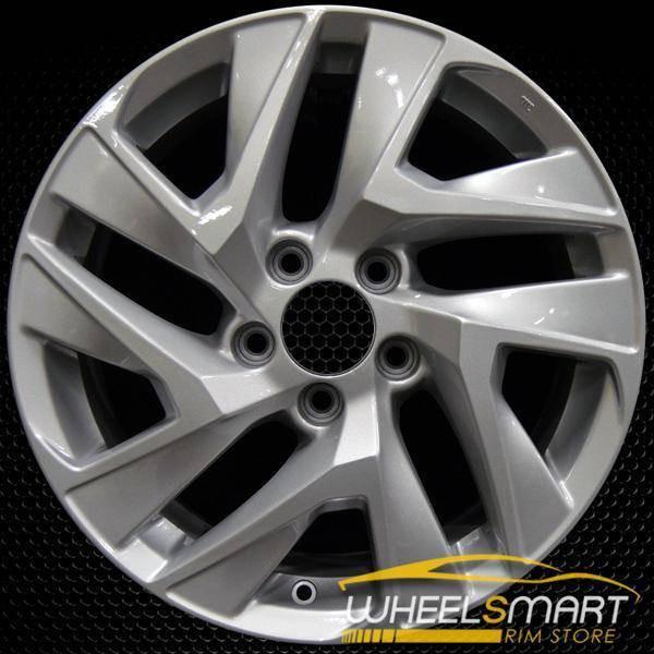 """17"""" Honda CRV OEM wheel 2015-2017 Silver alloy stock rim ALY64069U20"""