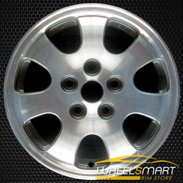 "15"" Mazda 626 OEM wheel 1998-2002 Machined alloy stock rim ALY64803U10"