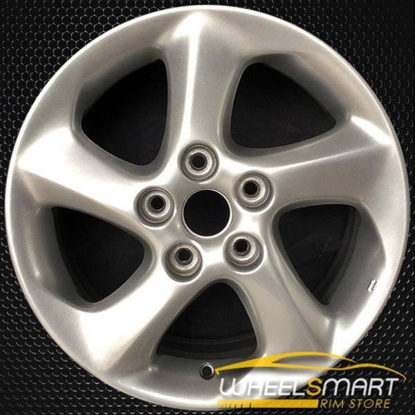 "16"" Mazda Millenia OEM wheel 2001-2002 Silver alloy stock rim ALY64833U10"