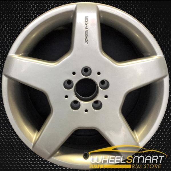 "18"" Mercedes ML55 OEM wheel 2000-2003 Silver alloy stock rim ALY65248U10"