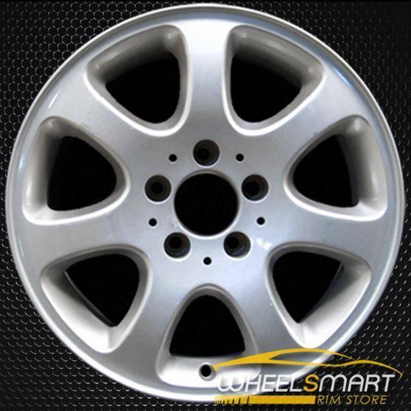 """16"""" Mercedes CLK320 OEM wheel 2003-2004 Silver alloy stock rim ALY65286U20"""