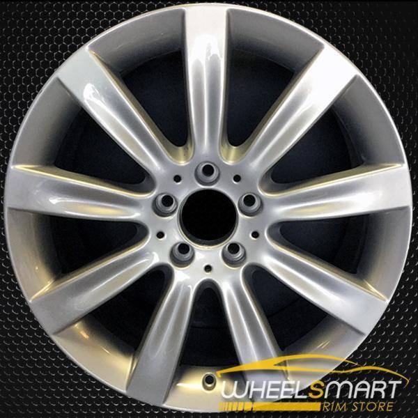 "18"" Mercedes CL550 OEM wheel 2007-2008 Silver alloy stock rim ALY65493U20"