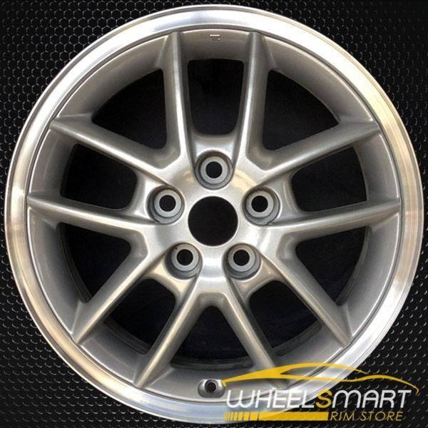 "17"" Mitsubishi Eclipse OEM wheel 1997-2005 Silver alloy stock rim ALY65752U15"