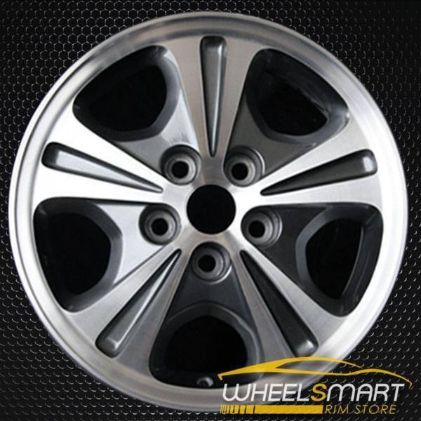 "16"" Mitsubishi Galant OEM wheel 1999-2003 Machined alloy stock rim ALY65768U10"