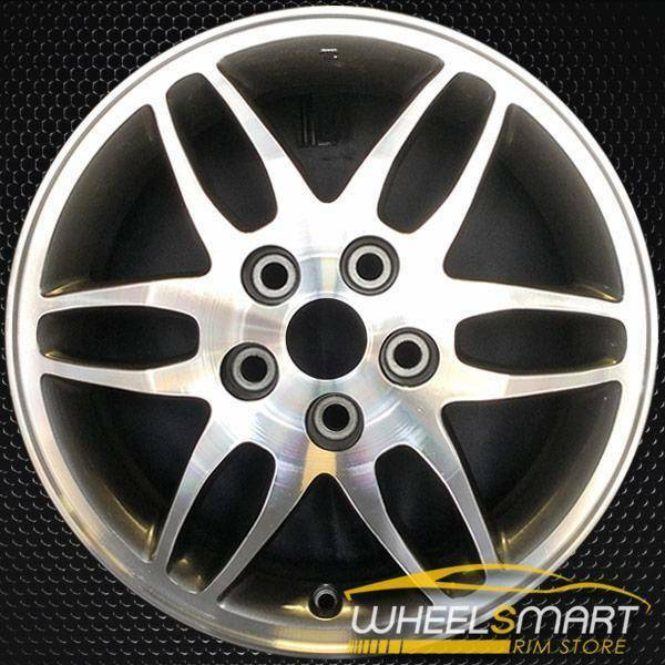 "16"" Mitsubishi Diamante OEM wheel 2000-2003 Machined alloy stock rim ALY65769U30"