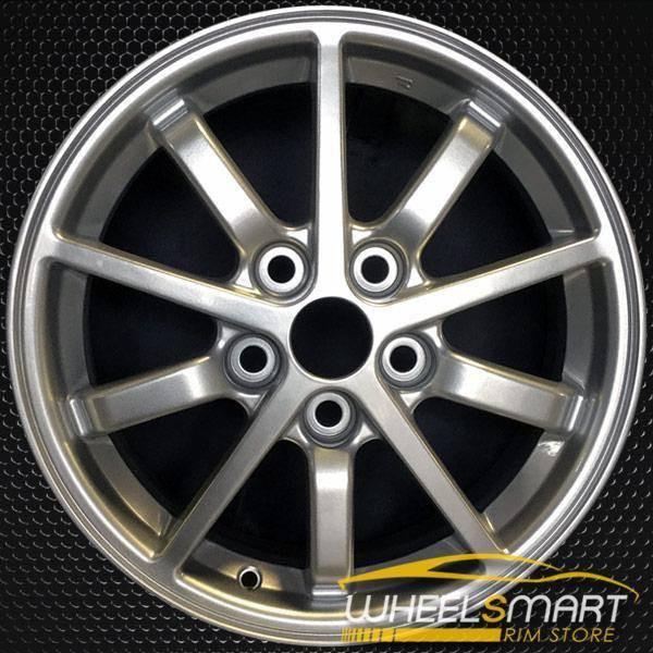 "16"" Mitsubishi Eclipse OEM wheel 2000-2002 Silver alloy stock rim ALY65771U16"
