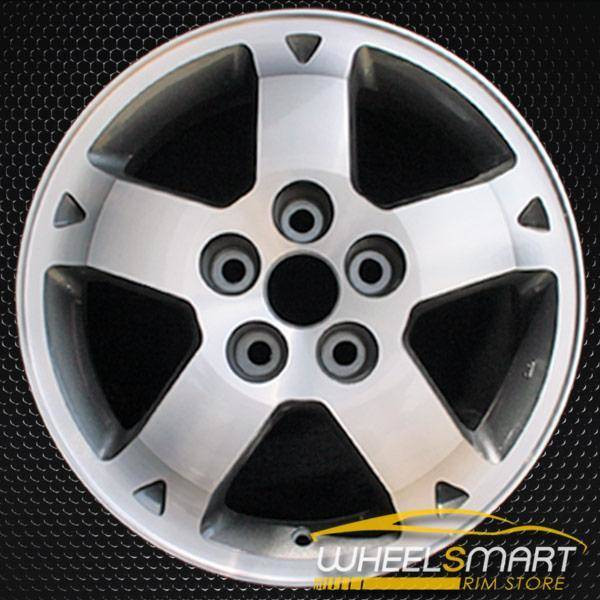 "16"" Mitsubishi Eclipse OEM wheel 2003-2005 Machined alloy stock rim ALY65782U30"