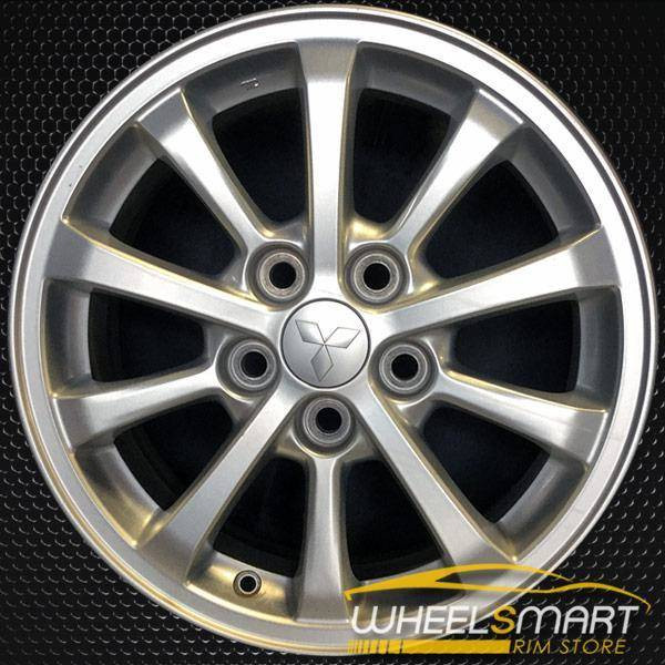 "16"" Mitsubishi Galant OEM wheel 2004-2006 Machined alloy stock rim ALY65798U35"