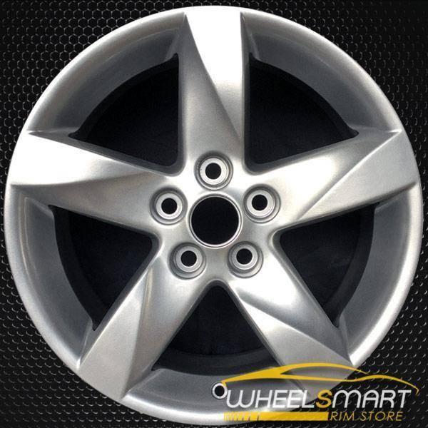 "17"" Mitsubishi Eclipse OEM wheel 2006-2008 Silver alloy stock rim ALY65811U20"