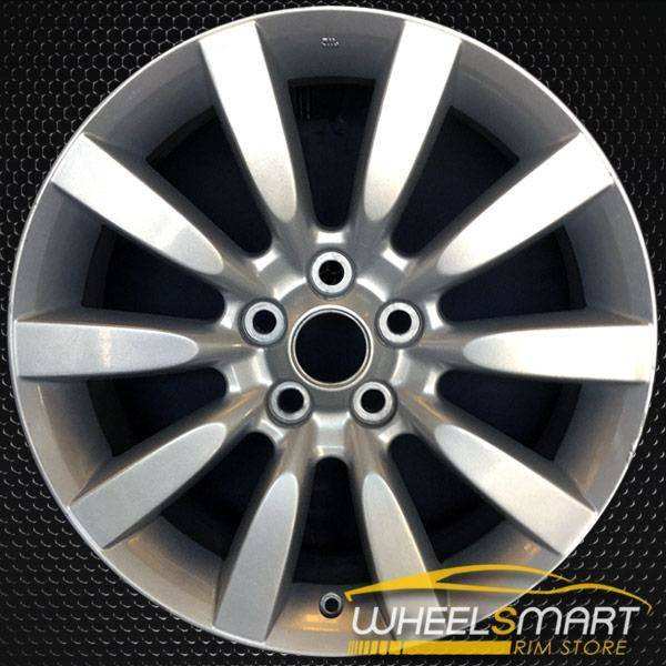 "18"" Mitsubishi Lancer OEM wheel 2008 Silver alloy stock rim ALY65845U20"
