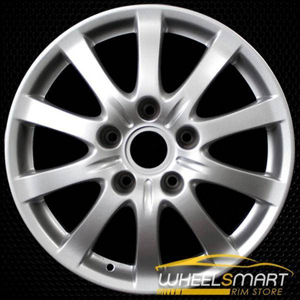 "17"" Porsche Cayenne OEM wheel 2004-2008 Silver alloy stock rim ALY67317U20"
