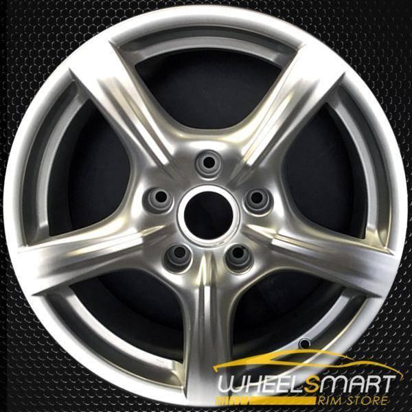 "18"" Porsche Panamera OEM wheel 2010-2016 Silver alloy stock rim ALY67428U20"