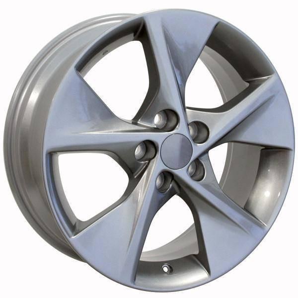 "18"" Toyota Matrix replica wheel 2009-2013 Gunmetal rims 9490635"