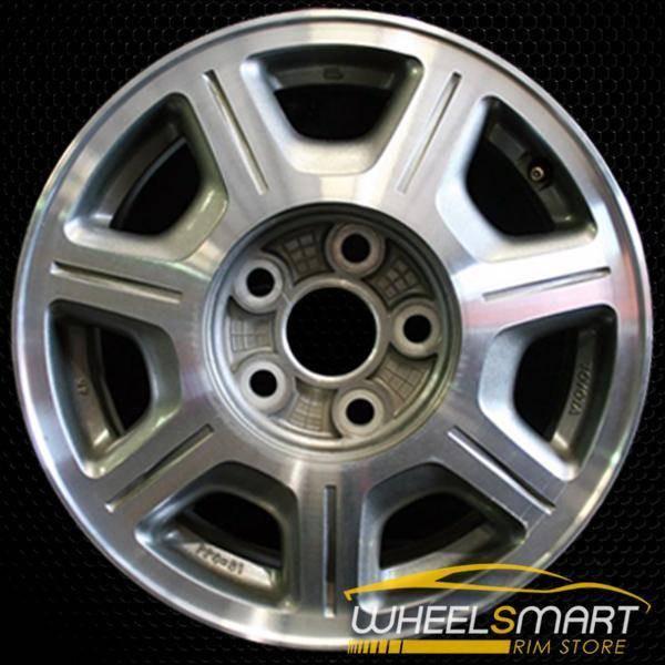 "15"" Toyota Avalon OEM wheel 1995-1997 Chrome alloy stock rim ALY69335U85"