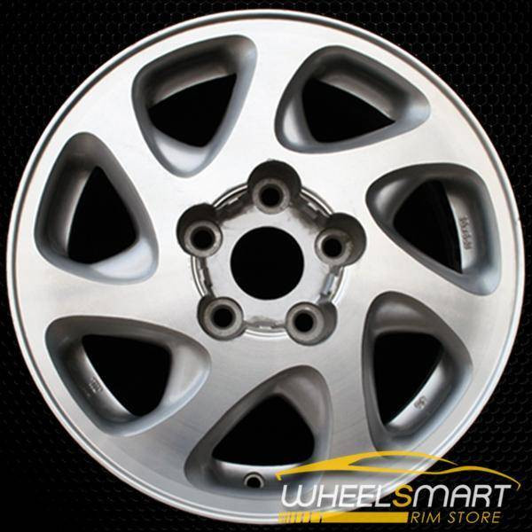 "15"" Toyota Camry OEM wheel 1997-2001 Machined alloy stock rim ALY69348A10"