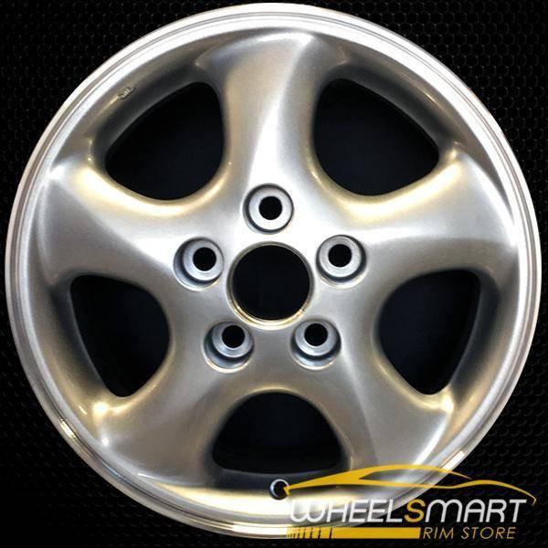 "15"" Lexus ES300 OEM wheel 1997-2001 Silver alloy stock rim ALY69352U20"