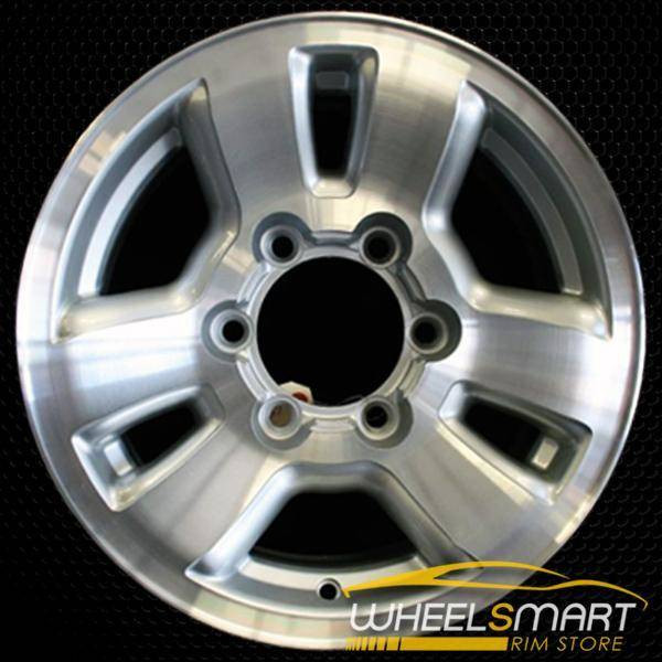 """16"""" Toyota 4Runner OEM wheel 1996-2002 Machined alloy stock rim ALY69356A10"""