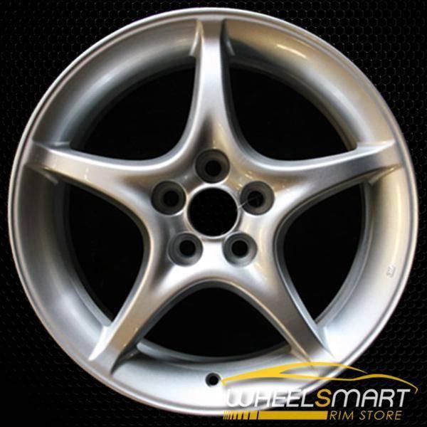 "16"" Toyota Celica OEM wheel 2000-2003 Silver alloy stock rim ALY69388U10"