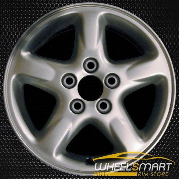 """16"""" Toyota RAV4 OEM wheel 2001-2003 Silver alloy stock rim ALY69403U10"""