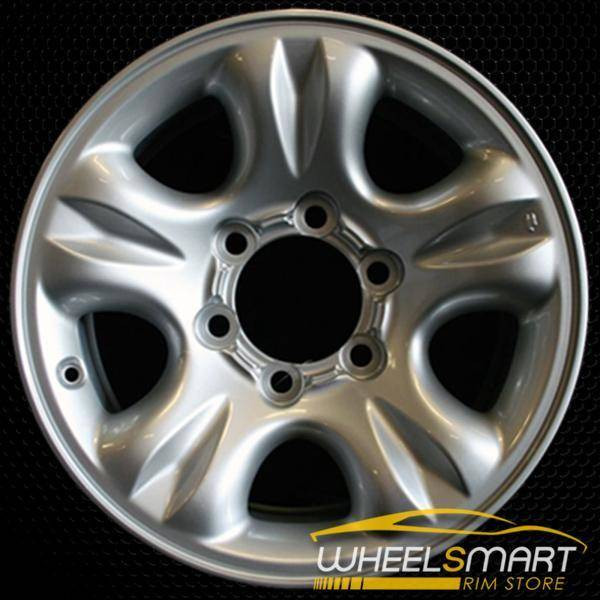 "16"" Toyota 4Runner OEM wheel 2001-2002 Silver alloy stock rim ALY69431U20"