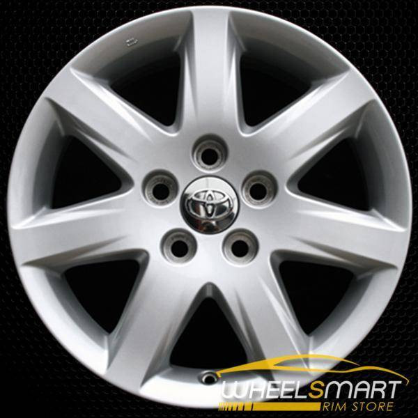 "16"" Toyota Avalon OEM wheel 2005-2012 Silver alloy stock rim ALY69483U20"