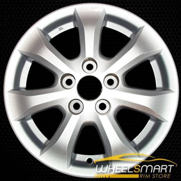 "16"" Toyota Camry OEM wheel 2007-2011 Silver alloy stock rim ALY69495U20"