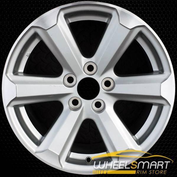 "17"" Toyota Highlander OEM wheel 2008-2010 Machined alloy stock rim ALY69534U10"