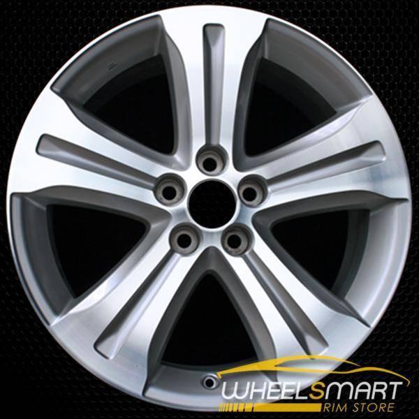 "19"" Toyota Highlander OEM wheel 2008-2013 Machined alloy stock rim ALY69536U10"