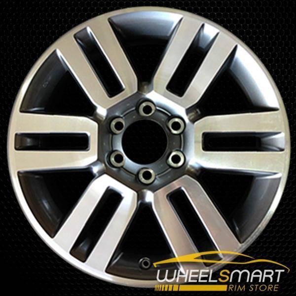 "20"" Toyota 4Runner OEM wheel 2010-2015 Machined alloy stock rim ALY69561U35"