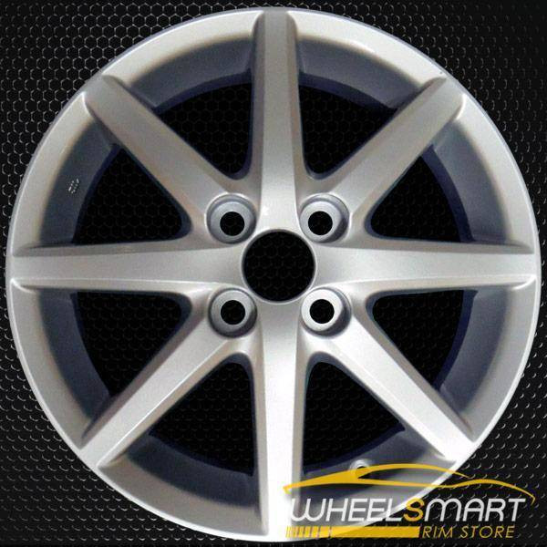 "15"" Toyota Prius OEM wheel 2012-2017 Silver alloy stock rim ALY69612U20"