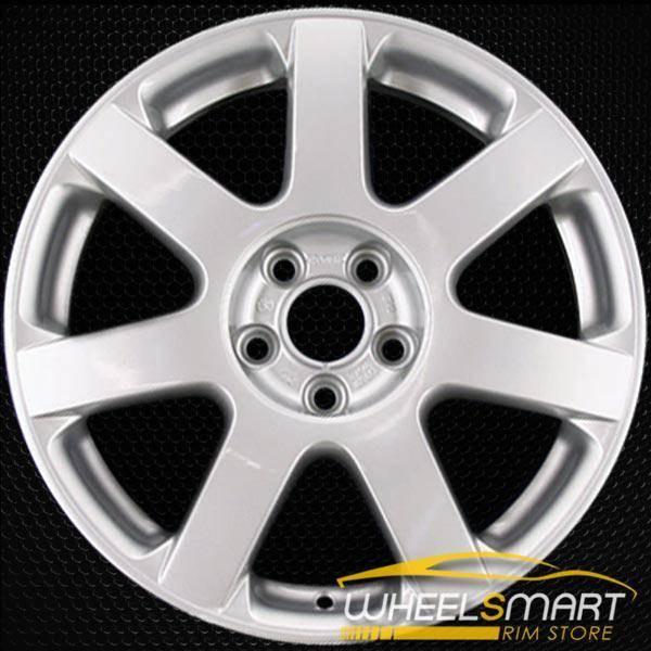 "16"" Volkswagen VW Jetta OEM wheel 2002-2011 Silver alloy stock rim ALY69776U20"