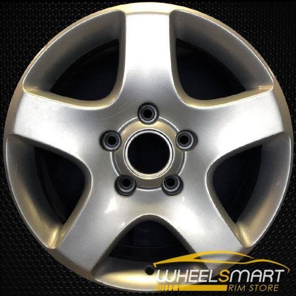 "17"" Volkswagen VW Touareg OEM wheel 2004-2010 Silver alloy stock rim ALY69798U20"