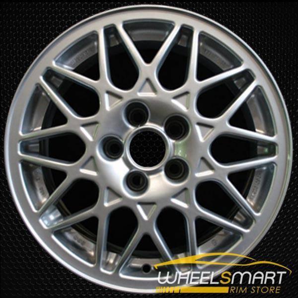 "16"" Volkswagen VW Beetle OEM wheel 2002-2007 Silver alloy stock rim ALY69802U20"