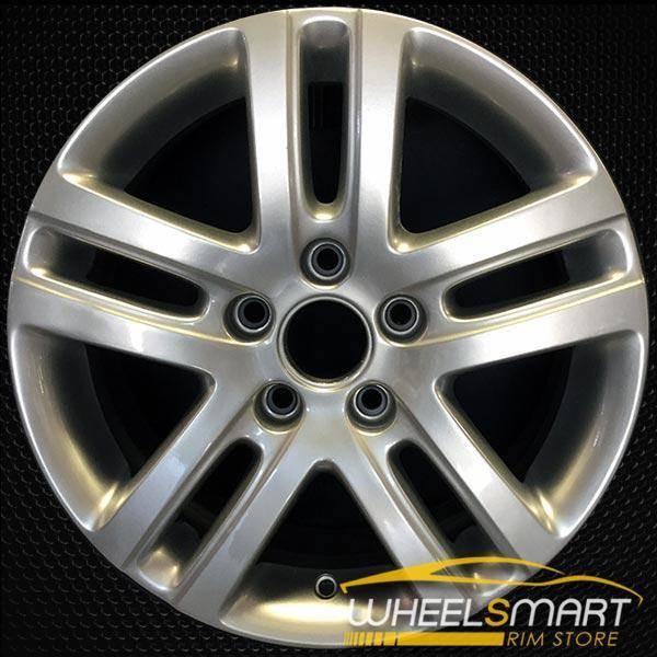 "16"" Volkswagen VW Jetta OEM wheel 2005-2014 Silver alloy stock rim ALY69812U20"