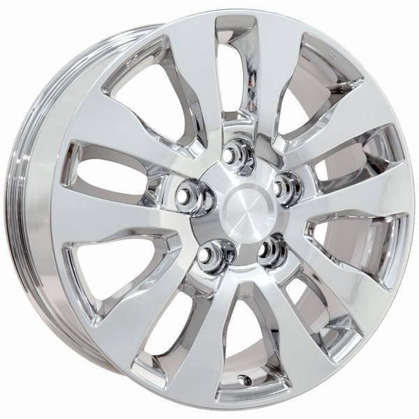 "20"" Toyota Land Cruiser replica wheel 1998-2018 Chrome rims 9506461"