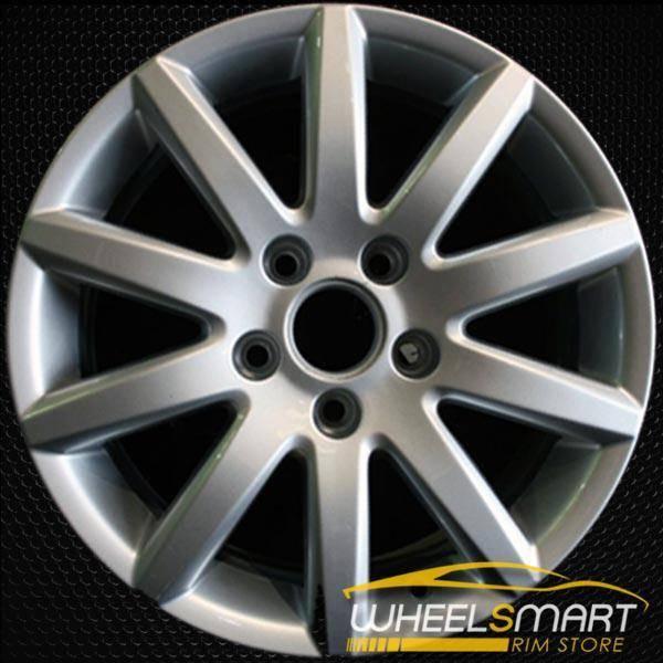 "16"" Volkswagen VW Jetta OEM wheel 2005-2014 Silver alloy stock rim ALY69819U20"
