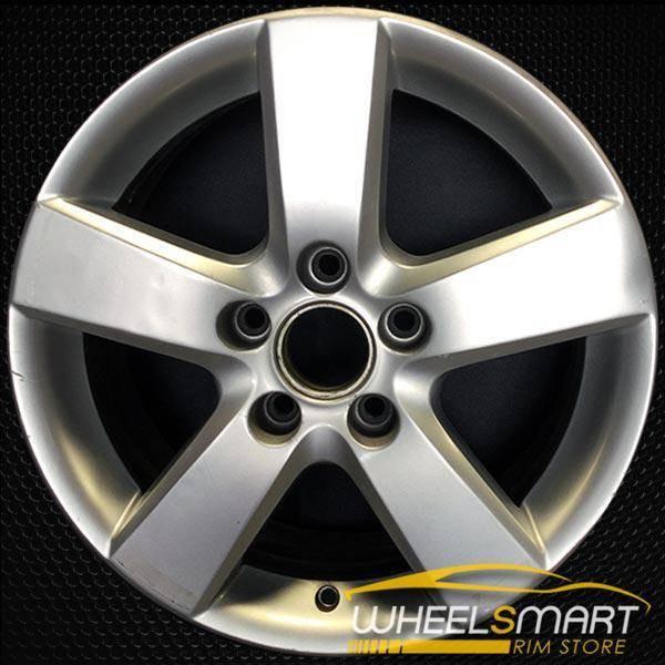 "16"" Volkswagen VW Jetta OEM wheel 2008-2010 Silver alloy stock rim ALY69872U10"